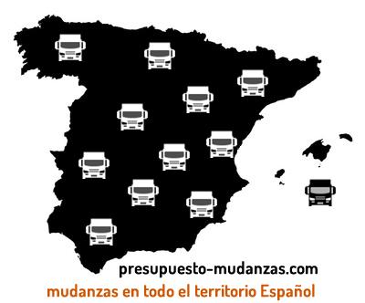 PRESUPUESTO DE MUDANZAS NACIONALES E INTERNACIONALES