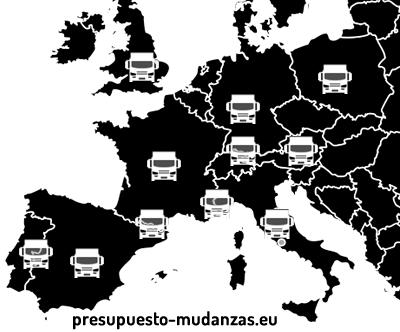 PRESUPUESTOS DE MUDANZAS NACIONALES E INTERNACIONALES