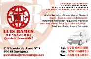 Mensajeria en Zaragoza