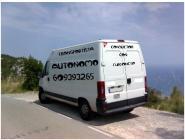 Transportista con Furgoneta en Barcelona