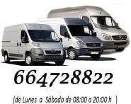 Mudanzas economicas , Portes economicos Barcelona. 664728822