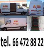 Atrans  alquiler de furgonetas con conductor